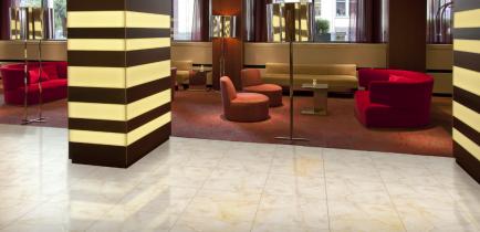 Ambiente 2D Interior Restaurante
