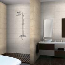 Ambiente de cuarto de baño moderno