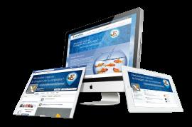 Diseño web y Gestión de Redes Sociales de Expandirte.com