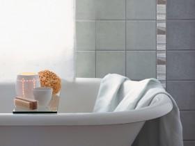 Ambiente Cuarto de Baño con Bañera