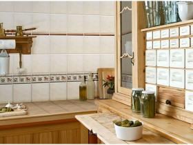 Ambiente de Cocina estilo Rústico