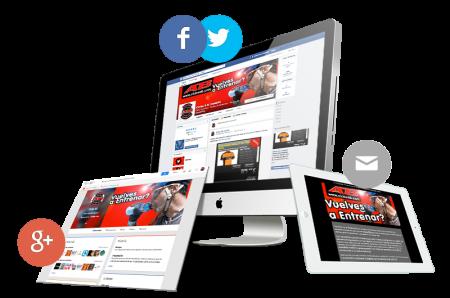 Nueva Campaña Redes Sociales + Emailing | Cicles AB