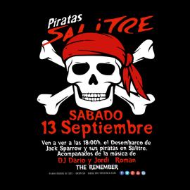 Cartel piratas