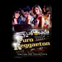 Cartel Puro Reggaeton