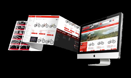 Diseño y gestión de Tienda Virtual CiclesAB.com