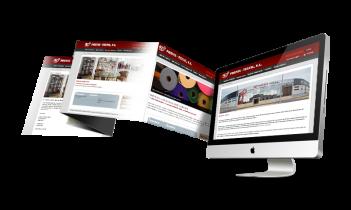 Creación de Catálogo on-line Phenix Textil