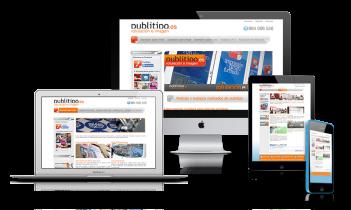 Diseño web Publitipo.es