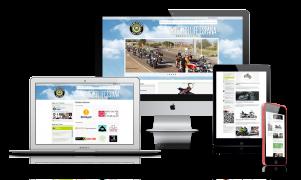 Diseño web Ride For Life España