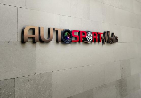Diseño de Logotipo Autosport Media