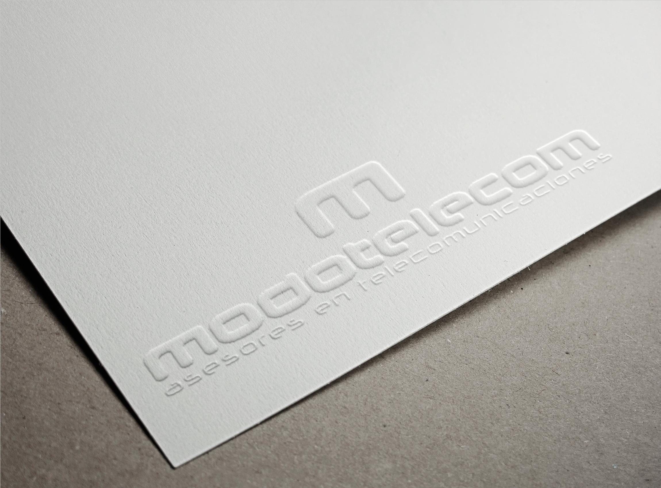 Diseño de Logotipo Modo telecom