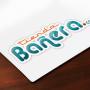 Diseño de Logotipo Trenda banera