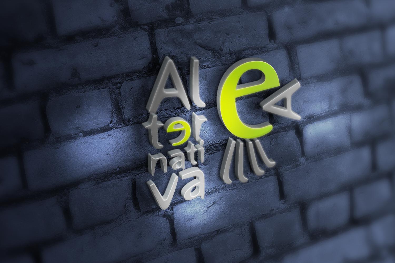 Diseño de Logotipo al ter nati va ea