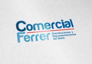 Diseño de Logotipo Comercial Ferrer