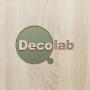 Diseño de Logotipo Deco lab