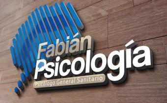 Identidad Corporativa Fabián Psicología
